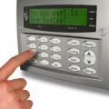 Texecom intruder alarm