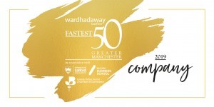 Greater Manchester Fastest 50 company 2019 - social media